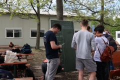 Ersti-Bierpong-Turnier 2019