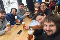 Skiexkursion 2020